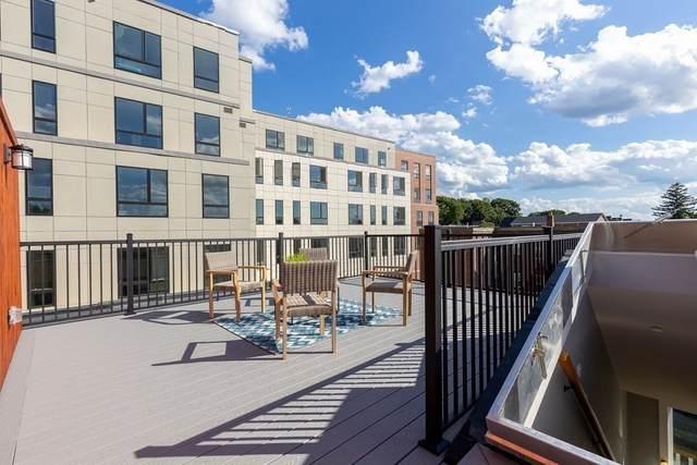 35-37 Haverford Street #7, Boston, MA 02130 (MLS #72775914) :: Westcott Properties