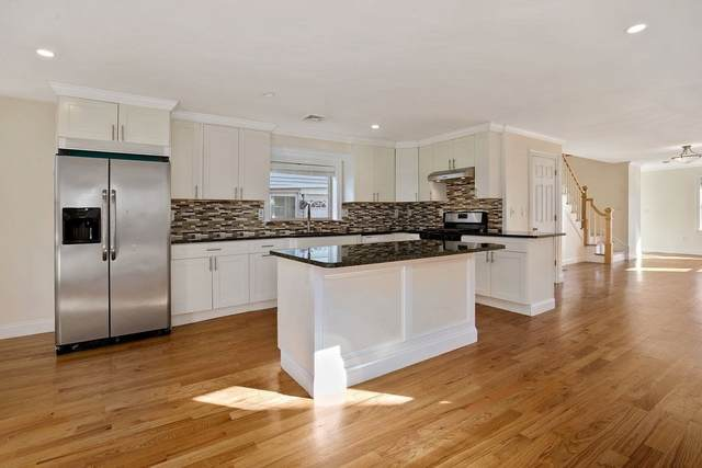 41 Glendale St, Revere, MA 02151 (MLS #72776877) :: The Gillach Group