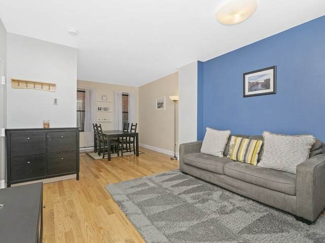 14 Hanover Avenue #3, Boston, MA 02109 (MLS #72777138) :: Cosmopolitan Real Estate Inc.
