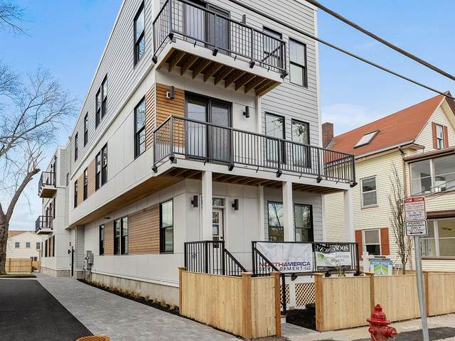 27A Cutter St A, Somerville, MA 02145 (MLS #72777287) :: Conway Cityside