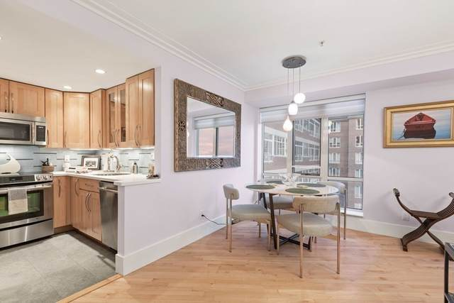 197 Eighth St #701, Boston, MA 02129 (MLS #72777290) :: EXIT Cape Realty