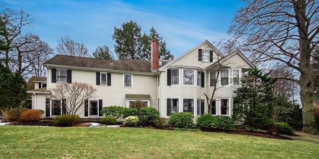 15 Lawson Road, Winchester, MA 01890 (MLS #72777864) :: The Gillach Group