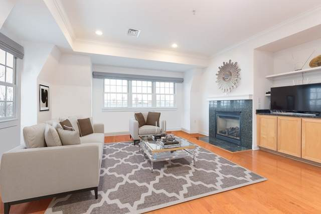 1 Russell Street #401, Cambridge, MA 02140 (MLS #72778179) :: Spectrum Real Estate Consultants