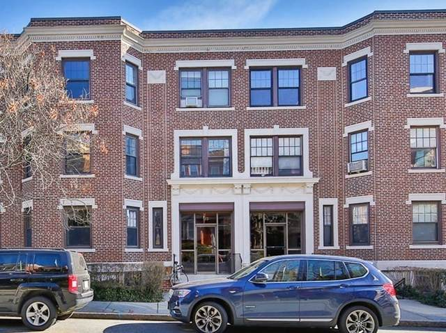 83 Pleasant St #2, Brookline, MA 02446 (MLS #72779107) :: Welchman Real Estate Group