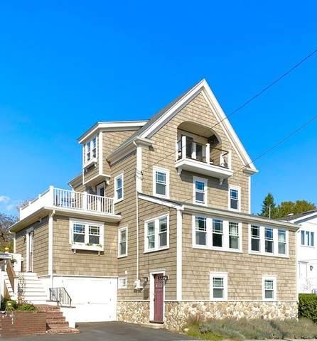 58 Brunswick Street, Quincy, MA 02171 (MLS #72779754) :: Spectrum Real Estate Consultants