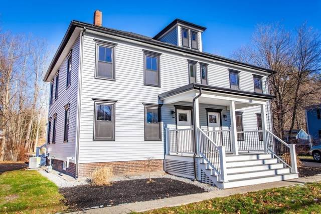 17 West Main Street #1, Groton, MA 01450 (MLS #72780528) :: Exit Realty