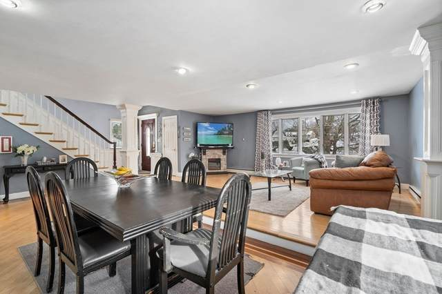 5 Trainor Ave., Medford, MA 02155 (MLS #72781687) :: The Gillach Group