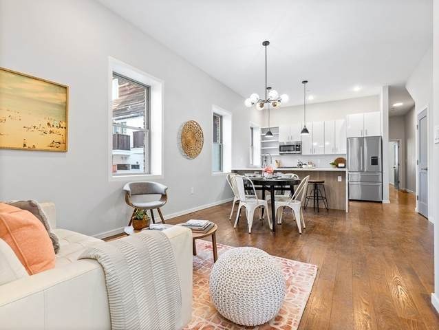 178 Elm St #1, Cambridge, MA 02139 (MLS #72782556) :: The Gillach Group