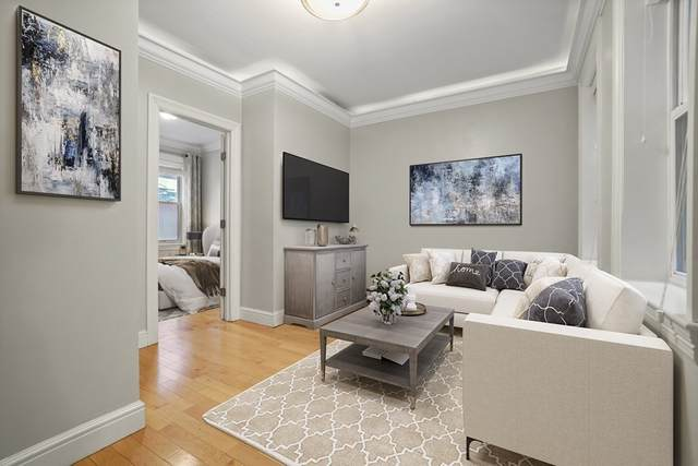 23 Margaret St #1, Boston, MA 02113 (MLS #72783567) :: Cosmopolitan Real Estate Inc.