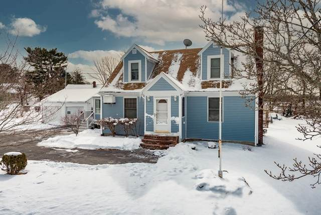 446 Forest Ave, Brockton, MA 02301 (MLS #72784625) :: DNA Realty Group