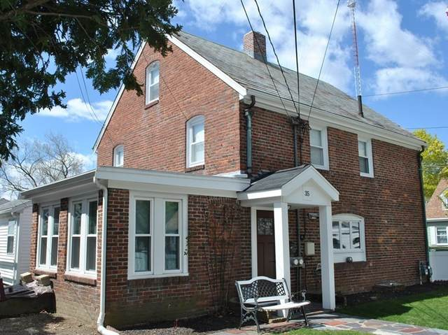 35-35R Butts St., Newton, MA 02464 (MLS #72784641) :: Welchman Real Estate Group