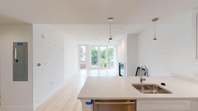 7 Beech #219, Cambridge, MA 02140 (MLS #72784740) :: Welchman Real Estate Group