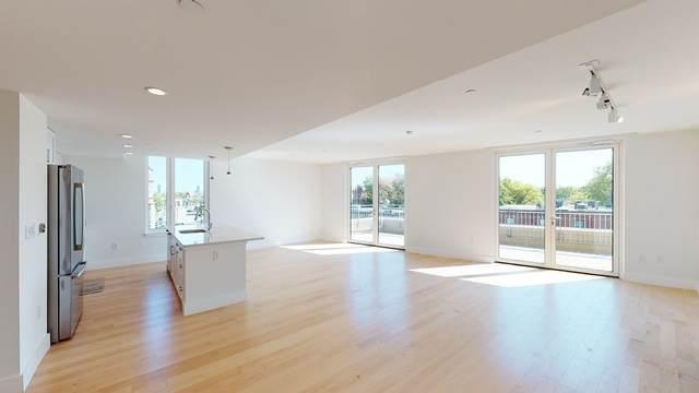 7 Beech #414, Cambridge, MA 02140 (MLS #72784746) :: Welchman Real Estate Group