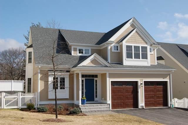 5 Stoneridge Way #5, Medfield, MA 02052 (MLS #72786889) :: Team Roso-RE/MAX Vantage