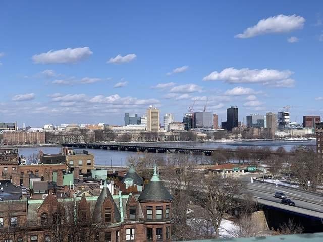 464 Commonwealth Ave #54, Boston, MA 02115 (MLS #72786970) :: Spectrum Real Estate Consultants