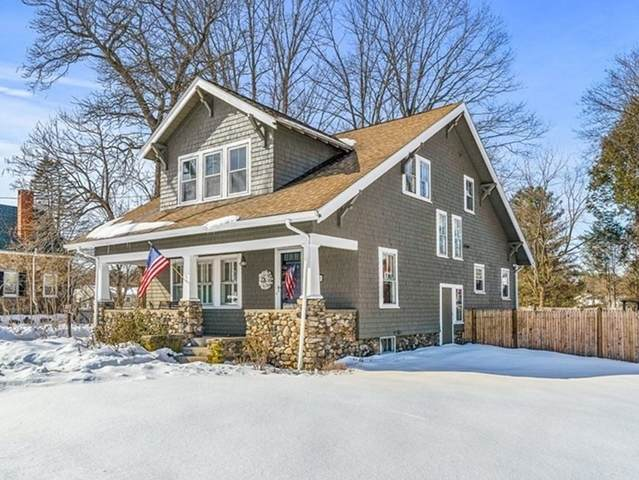 181 Lowell Street, Andover, MA 01810 (MLS #72788032) :: DNA Realty Group