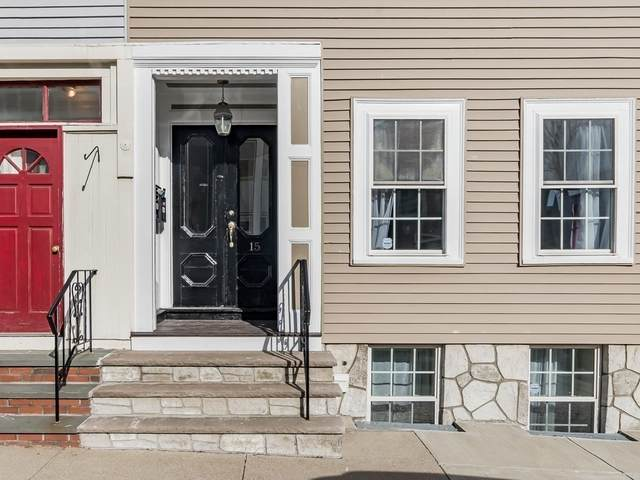 15 Vinton Street #1, Boston, MA 02127 (MLS #72788158) :: Boylston Realty Group