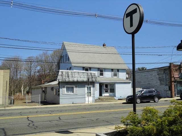 414-418 Main, Wilmington, MA 01887 (MLS #72788594) :: EXIT Realty