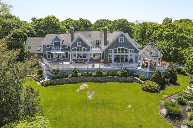 129 Nichols Rd, Cohasset, MA 02025 (MLS #72788907) :: Spectrum Real Estate Consultants