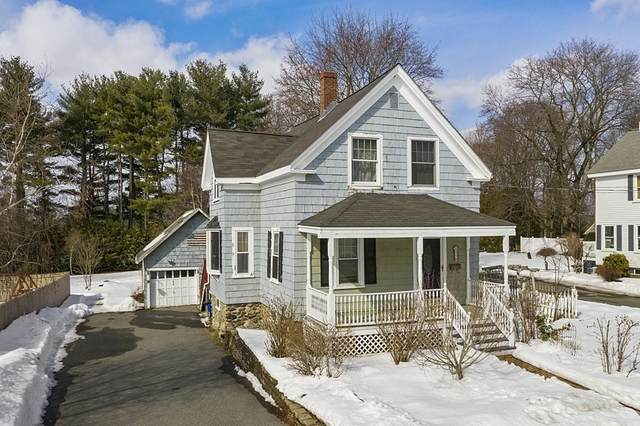 40 Crosby St, Haverhill, MA 01830 (MLS #72789092) :: Exit Realty
