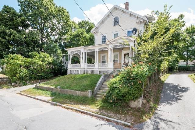 76 Charles St, Fitchburg, MA 01420 (MLS #72789630) :: The Gillach Group