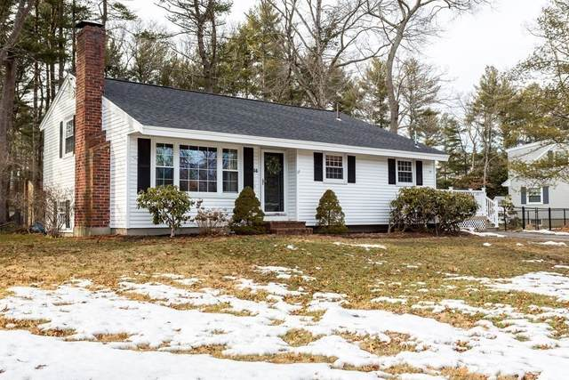 56 Titicut Rd, Raynham, MA 02767 (MLS #72789651) :: EXIT Cape Realty