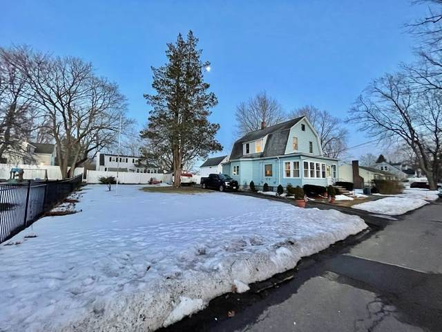 34 Cleveland Ave, Saugus, MA 01906 (MLS #72789713) :: The Gillach Group
