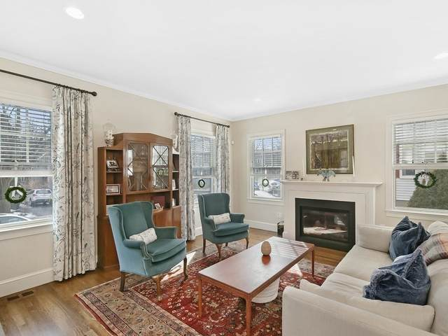 17 Davis Ave #1, Brookline, MA 02445 (MLS #72790083) :: Revolution Realty