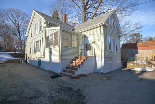 84-R Salem St, Woburn, MA 01801 (MLS #72790090) :: EXIT Realty