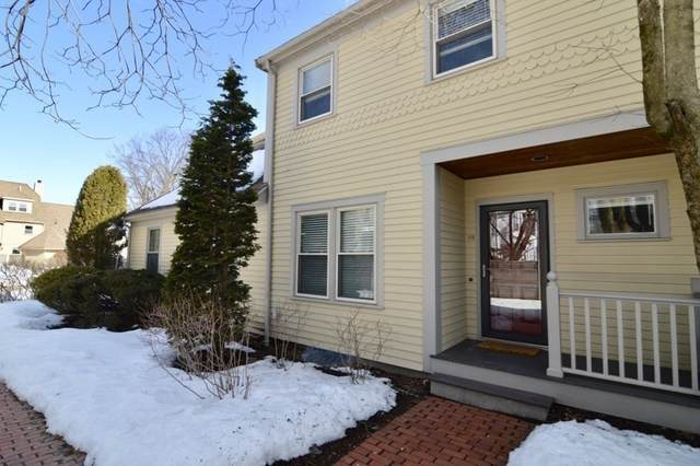 92 Washington Park #92, Newton, MA 02460 (MLS #72790118) :: revolv