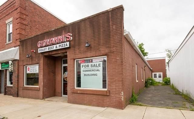 62 Maple Street, Danvers, MA 01923 (MLS #72790256) :: RE/MAX Vantage
