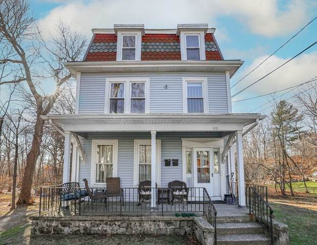 106 Gordon Ave, Boston, MA 02136 (MLS #72790967) :: Conway Cityside