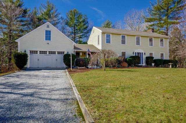 119 Olde Knoll Rd, Marion, MA 02738 (MLS #72791010) :: Charlesgate Realty Group