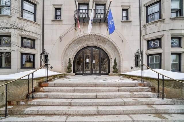 416 Commonwealth Avenue #119, Boston, MA 02215 (MLS #72791469) :: Boston Area Home Click