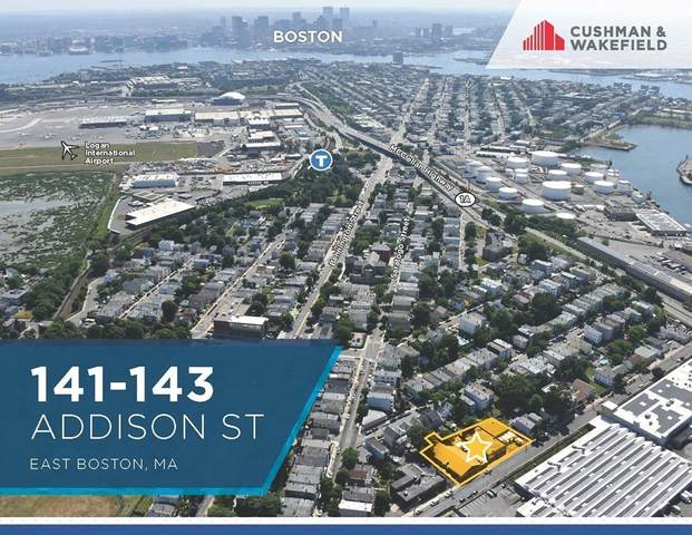 141-143 Addison, Boston, MA 02128 (MLS #72791694) :: Dot Collection at Access