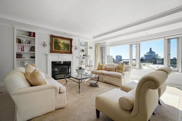100 Belvidere St 8B&C, Boston, MA 02199 (MLS #72792114) :: Zack Harwood Real Estate | Berkshire Hathaway HomeServices Warren Residential