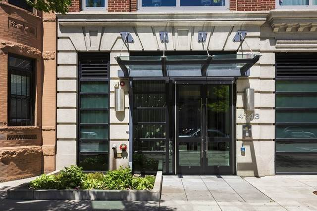 43 Westland Ave #202, Boston, MA 02115 (MLS #72793081) :: The Gillach Group