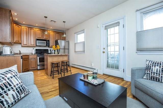 140-142 W 7Th St #1, Boston, MA 02127 (MLS #72793422) :: Dot Collection at Access