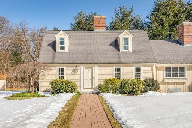 24 Seaborn Place #24, Lexington, MA 02420 (MLS #72793544) :: Trust Realty One