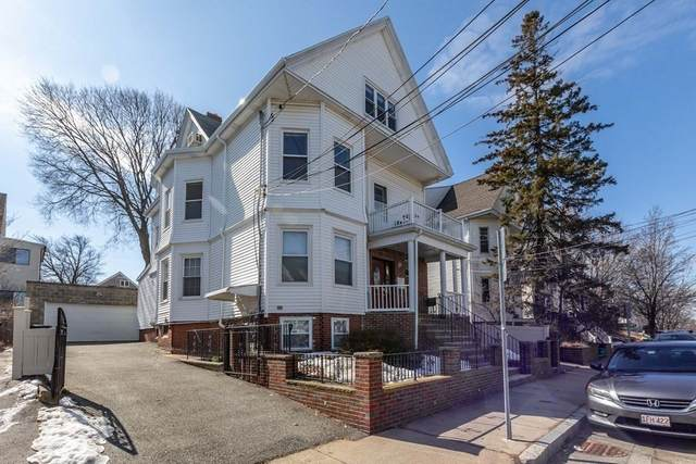42 Hudson St. #2, Somerville, MA 02143 (MLS #72793666) :: Revolution Realty