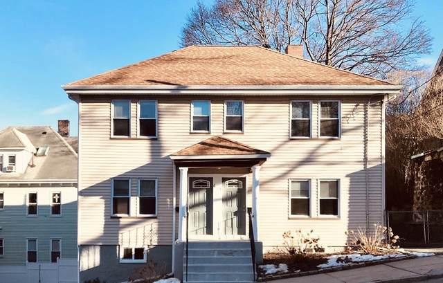 6 Augustus Ave #2, Boston, MA 02131 (MLS #72794053) :: Conway Cityside