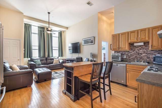 58 Almont Street #5, Malden, MA 02148 (MLS #72796186) :: DNA Realty Group