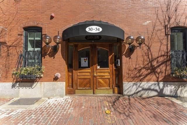 30-34 E Concord St #6, Boston, MA 02118 (MLS #72799651) :: Boston Area Home Click