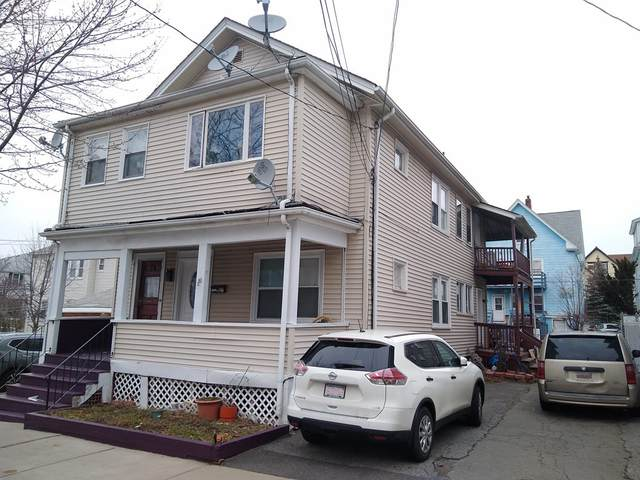 27 Cameron St, Everett, MA 02149 (MLS #72800651) :: EXIT Cape Realty