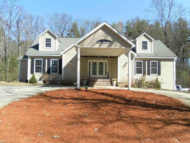 463 Old Billerica Road, Bedford, MA 01730 (MLS #72800785) :: Conway Cityside