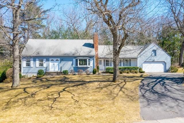 360 Pinewood Dr, Longmeadow, MA 01106 (MLS #72800910) :: Spectrum Real Estate Consultants