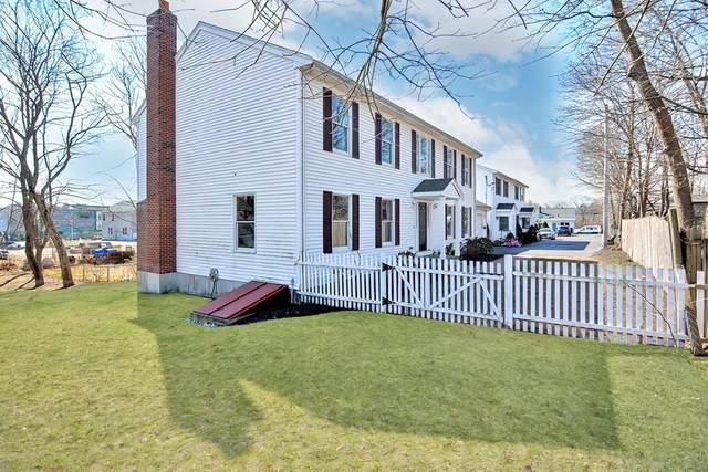 1196 Washington Street C, Weymouth, MA 02189 (MLS #72800959) :: Zack Harwood Real Estate | Berkshire Hathaway HomeServices Warren Residential