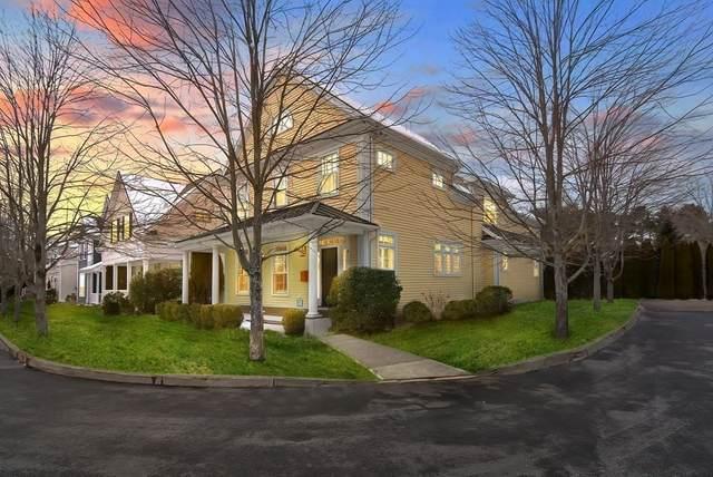 5 Maple Street #5, Medfield, MA 02052 (MLS #72803305) :: EXIT Cape Realty
