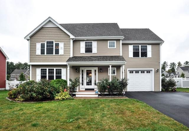27 Saw Mill Ln, Rockland, MA 02370 (MLS #72803340) :: DNA Realty Group