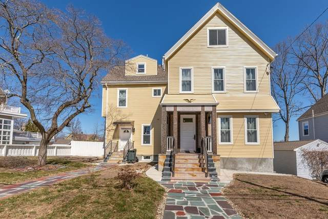 410 Highland Ave, Quincy, MA 02170 (MLS #72803420) :: Spectrum Real Estate Consultants